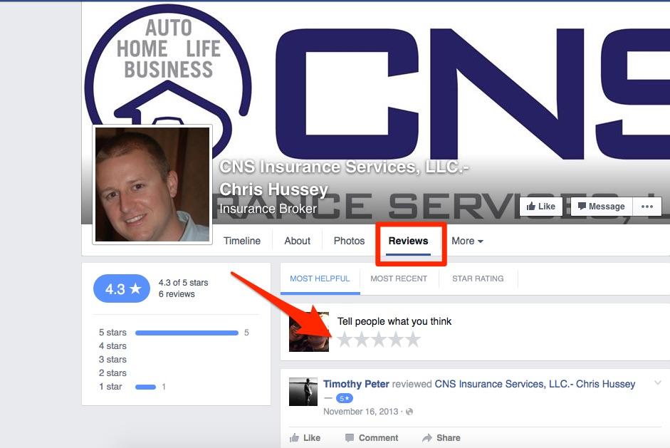 Facebook-insurance-agent-reviews-pennsylvania